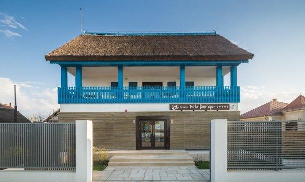 Delta Boutique Carmen Silva Resort - Crisan